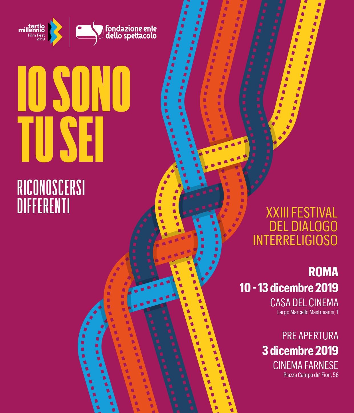 Tertio Millennio Film Fest 2019